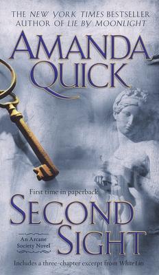 Cover for Second Sight (An Arcane Society Novel #1)