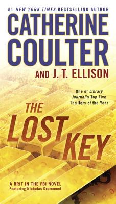 Cover for The Lost Key (A Brit in the FBI #2)