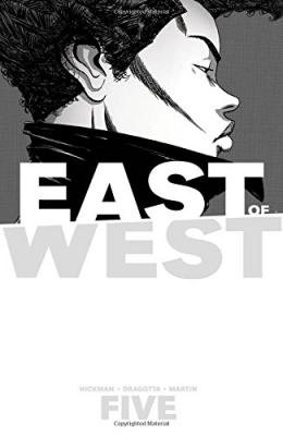 East of West Volume 5: All These Secrets cover image