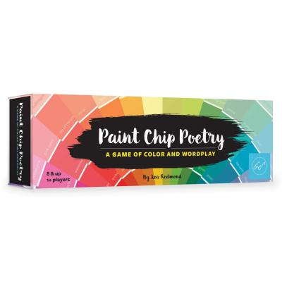 Paint Chip Poetry: A Game of Color and Wordplay Cover Image