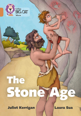 Collins Big Cat – The Stone Age Diaries: Band 12/Copper Cover Image