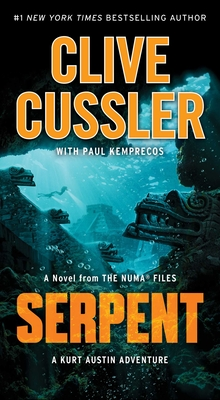 Serpent: A Novel from the NUMA Files Cover Image