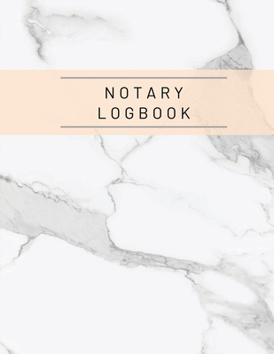 Notary LogBook: Notorial Record Acts By A Public Notary - 200 Entry Notary Record Log Book Cover Image