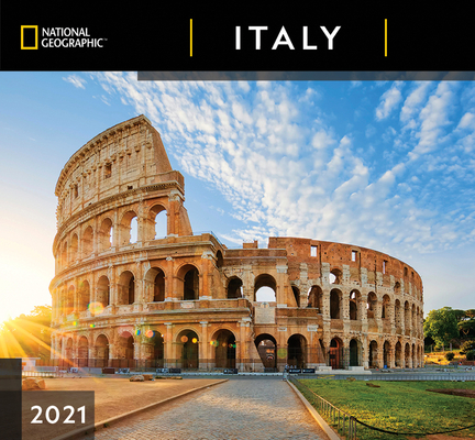 Cal 2021- National Geographic Italy Wall Cover Image