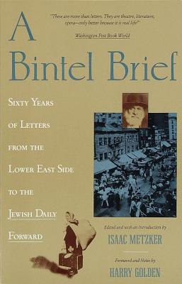 A Bintel Brief Cover
