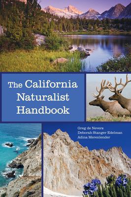 The California Naturalist Handbook Cover Image