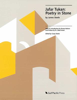 Jafar Tukan: Poetry in Stone Cover Image
