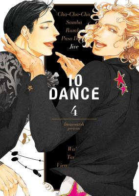 Cover for 10 DANCE 4