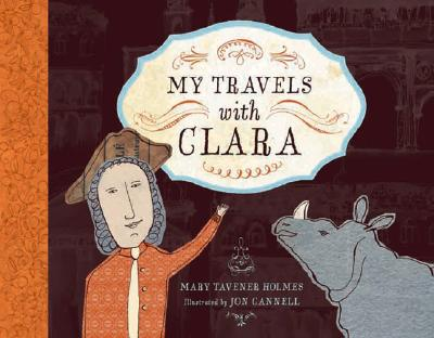 My Travels with Clara Cover