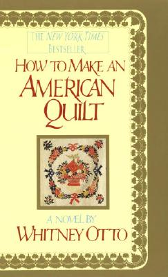 How to Make an American Quilt Cover Image