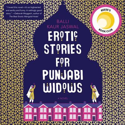 Erotic Stories for Punjabi Widows Lib/E Cover Image