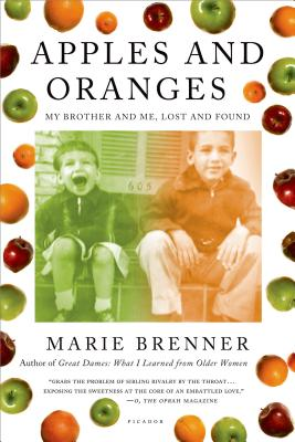 Apples and Oranges Cover