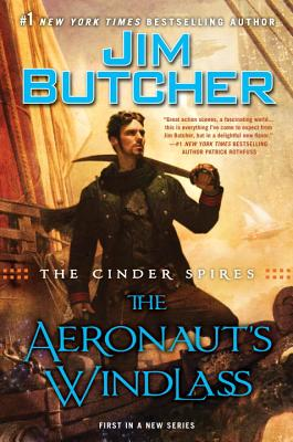 The Cinder Spires Cover