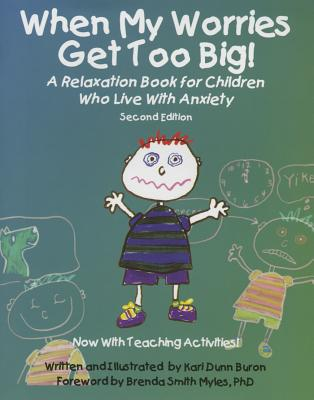 When My Worries Get Too Big! Second Edition Cover Image