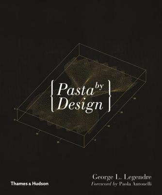 Pasta by Design Cover