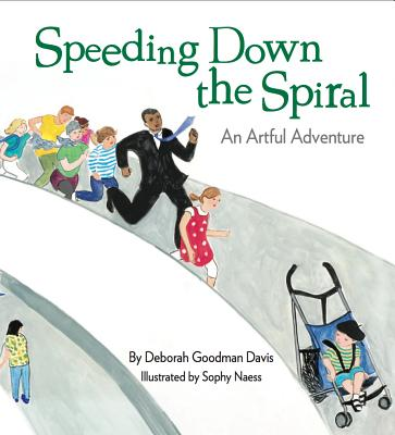 Speeding Down the Spiral Cover