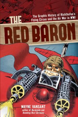 Cover for The Red Baron