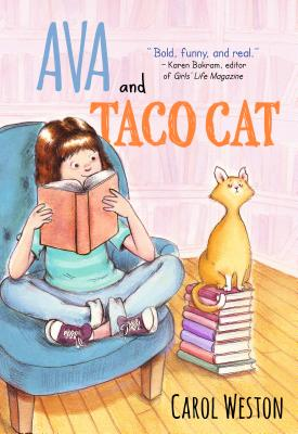 Ava and Taco Cat (Ava and Pip #2) Cover Image