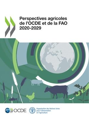 Perspectives Agricoles de l'Ocde Et de la Fao 2020-2029 Cover Image