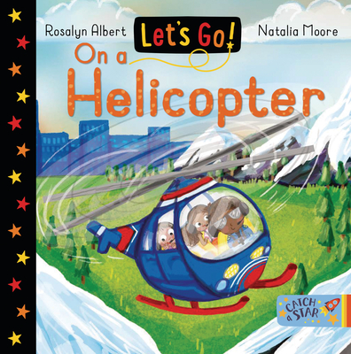 Let's Go on a Helicopter (Let's Go!) Cover Image