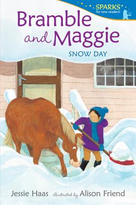 Bramble and Maggie: Snow Day (Candlewick Sparks) Cover Image