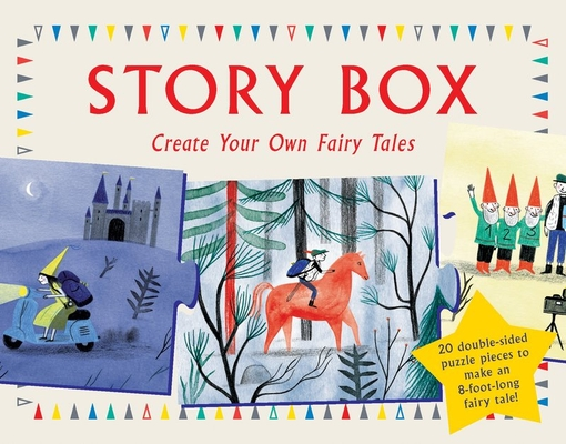 Story Box: Create Your Own Fairy Tales (Magma for Laurence King) Cover Image