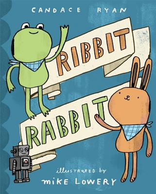 Ribbit Rabbit Cover