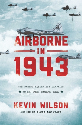 Cover for Airborne in 1943