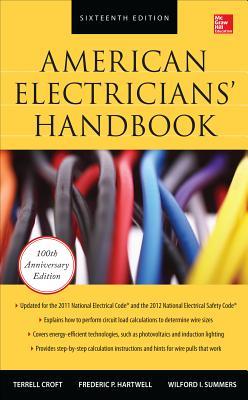 American Electricians' Handbook, Sixteenth Edition (American Electrician's Handbook) Cover Image