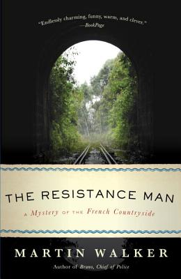 The Resistance Man: A Mystery of the French Countryside (Bruno, Chief of Police Series #7) Cover Image
