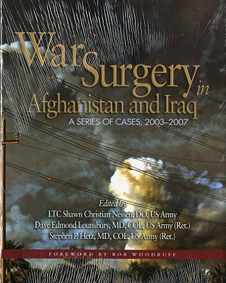 War Surgery in Afghanistan and Iraq Cover
