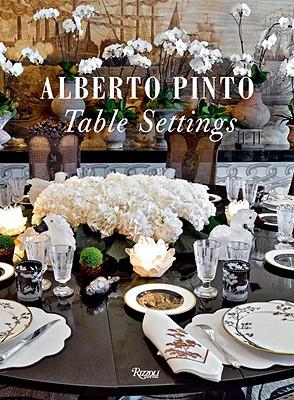 Alberto Pinto: Table Settings Cover Image