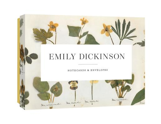 Emily Dickinson Notecards Cover Image