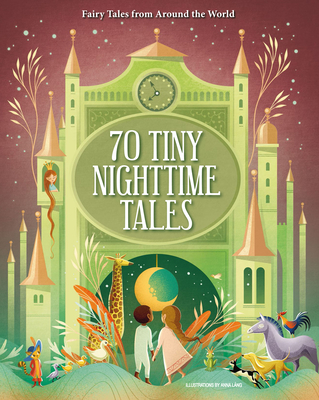 Cover for 70 Tiny Nighttime Tales