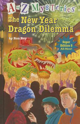 The New Year Dragon Dilemma Cover