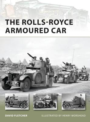 The Rolls-Royce Armoured Car Cover