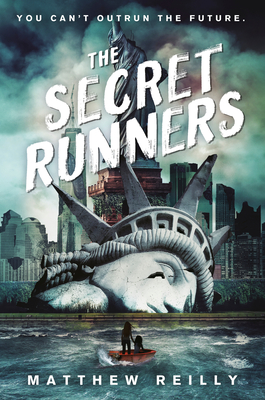 The Secret Runners Cover Image