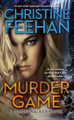 Murder Game (A GhostWalker Novel #7) Cover Image
