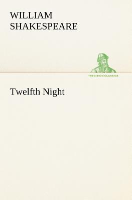Twelfth Night Cover Image