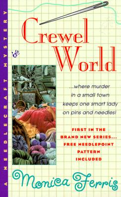 Crewel World (A Needlecraft Mystery #1) Cover Image