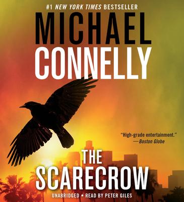 The Scarecrow Lib/E (Jack McEvoy #2) Cover Image
