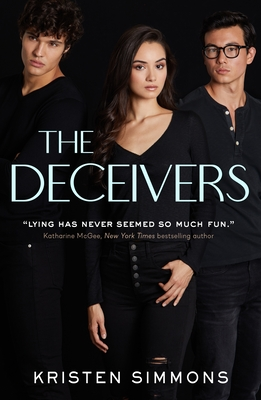 The Deceivers (Vale Hall #1) Cover Image