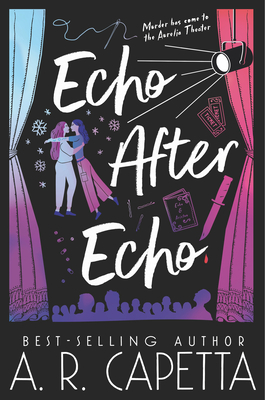 Cover for Echo After Echo