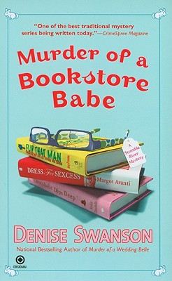 Murder of a Bookstore Babe Cover