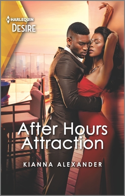 After Hours Attraction: A Workplace Single Mom Romance Cover Image
