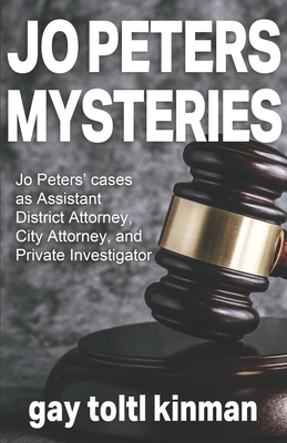 Jo Peters Mysteries Cover Image