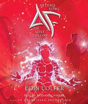 Artemis Fowl 5: The Lost Colony Cover Image