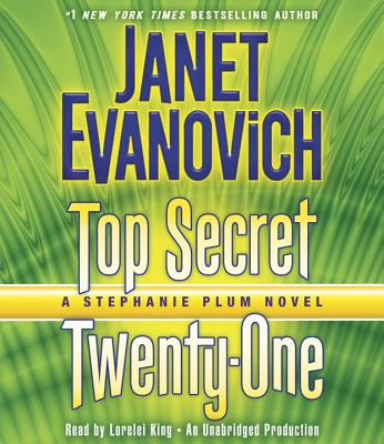 Top Secret Twenty-One Cover