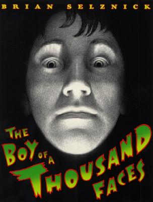 The Boy of a Thousand Faces Cover