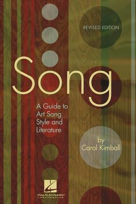 Song: A Guide to Art Song Style and Literature Cover Image